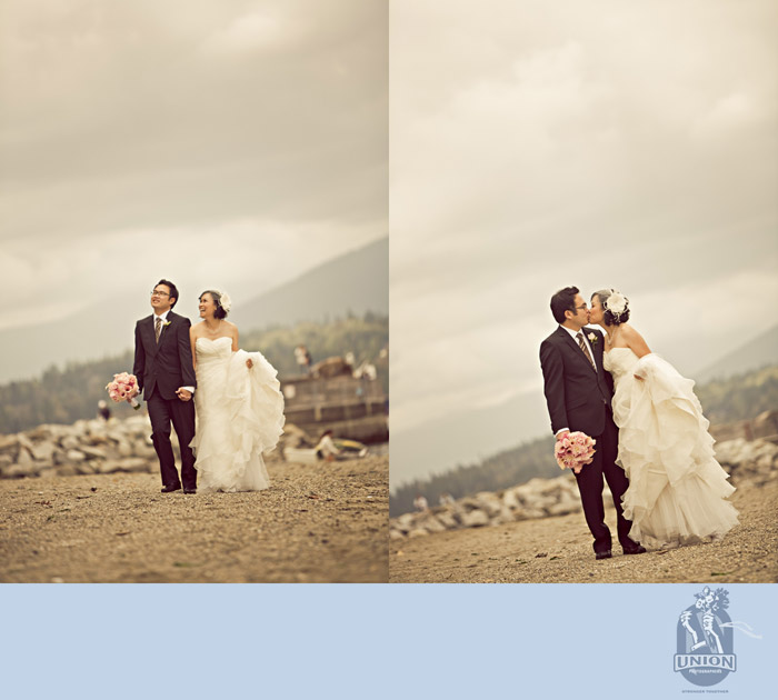 Pauline & Kai's Daimond Alumni Centre Wedding Photos, Union Photographers, Vancouver Wedding Photographers